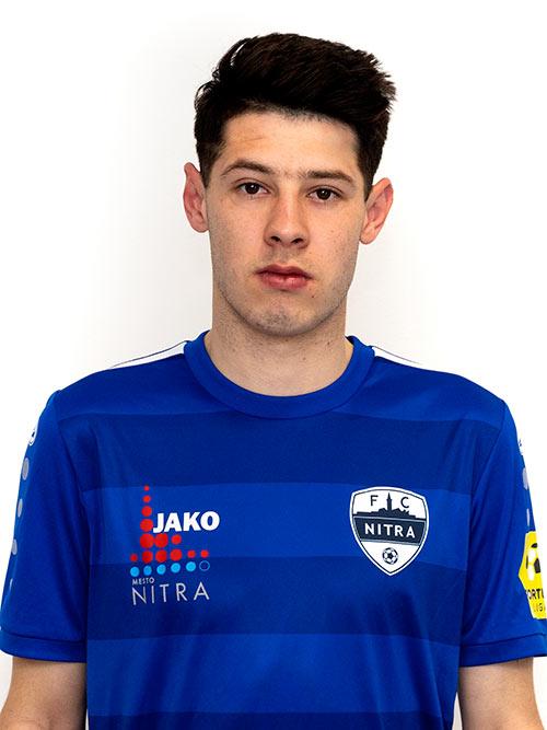 Patrik Šurnovský, FC Nitra