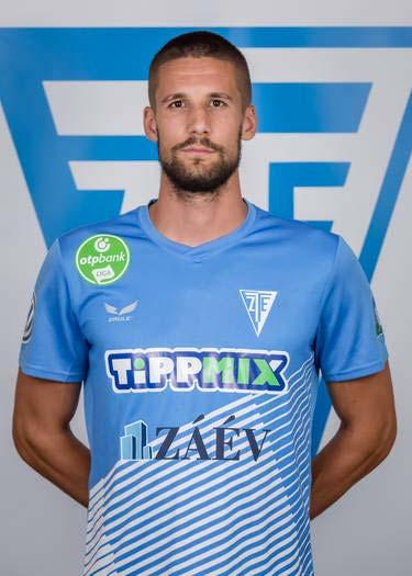 János Szépe, Zalaegerszegi TE FC
