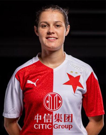 Martina Šurnovská, SK Slavia Praha women