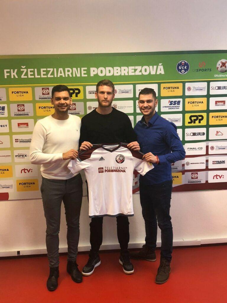 Stijepo Njire -> FK Železiarne Podbrezová