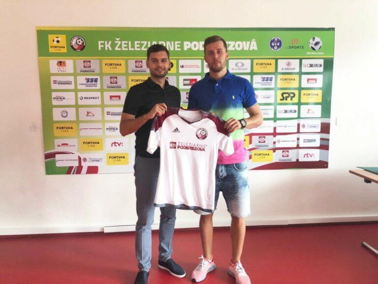 Martin Baran -> FK Železiarne Podbrezová
