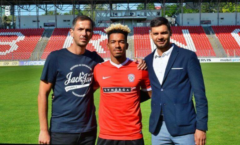 Robert Bartolomeu -> FC Zbrojovka Brno
