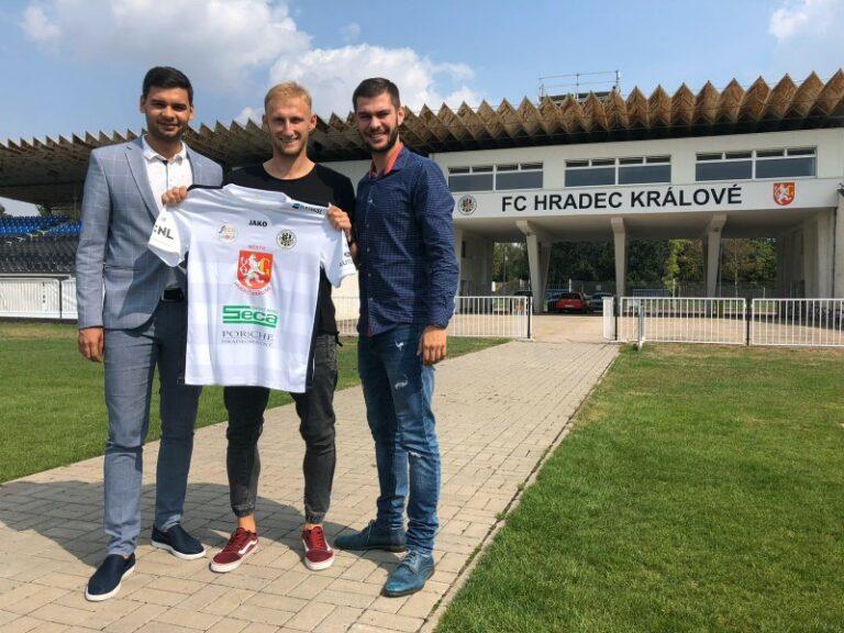 Miloš Kopečný -> FC Hradec Králové