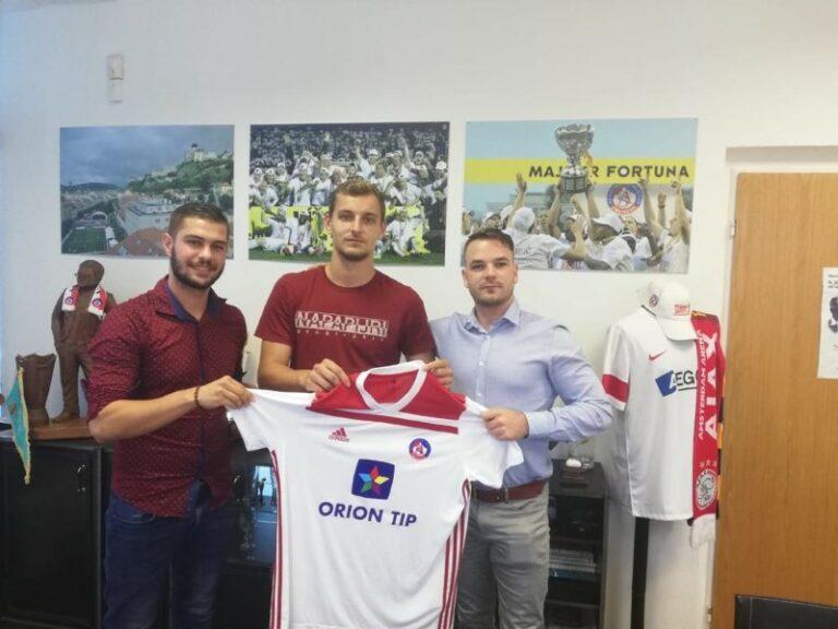 Richard Križan ->AS Trenčín