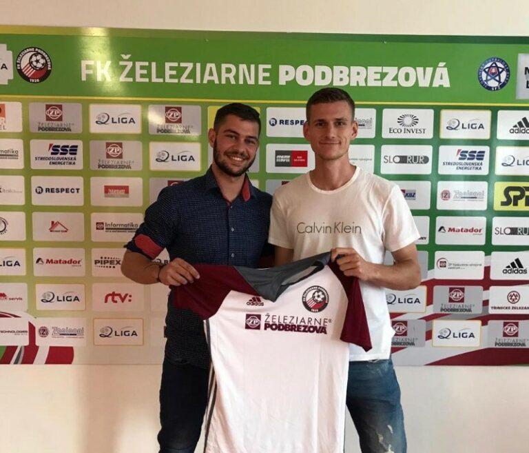 Erik Otrisal -> FK Železiarne Podbrezová