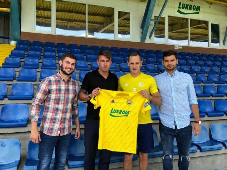 Róbert Matejov -> FC Fastav Zlín