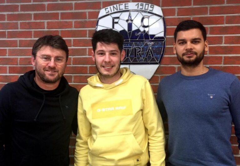 Patrik Šurnovský -> FC Nitra