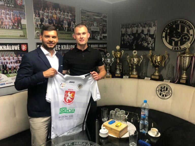 Erik Prekop -> FC Hradec Králové