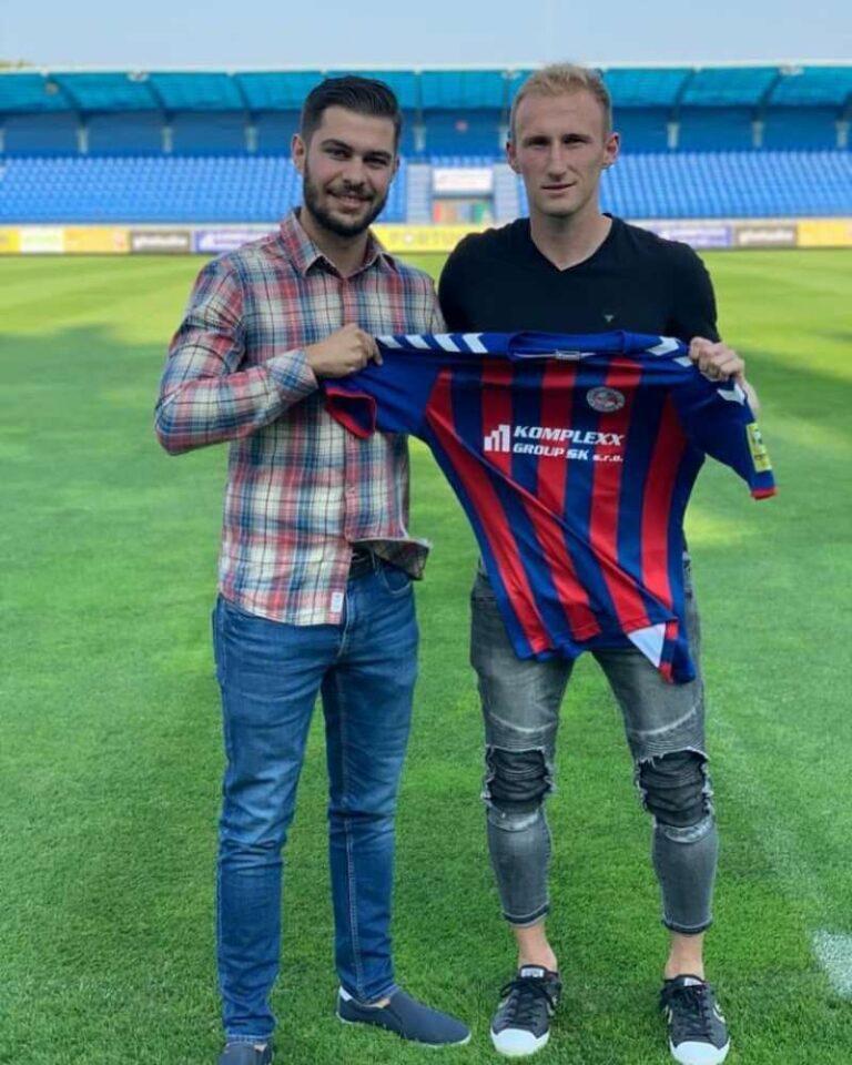 Miloš Kopečný -> FK Senica (loan)