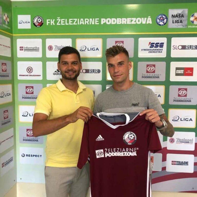 Erik Micovčák -> FK Železiarne Podbrezová